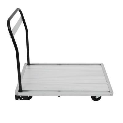 770 Lbs Platform Cart Dolly Folding Foldable Moving Warehouse Push Hand Truck