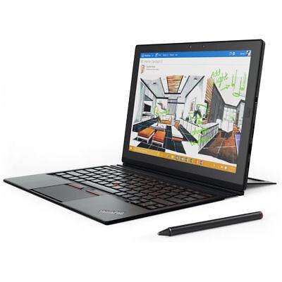 "Lenovo ThinkPad X1 Tablet 12"" FHD IPS Touch Active Pen 256GB SSD 8GB Win 10 PRO segunda mano  Embacar hacia Argentina"