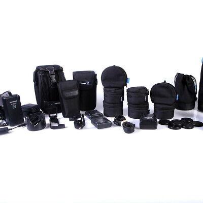 Lot of Olympus Digital / 35mm Camera Accessories (Cameras & Photo) - (AI)