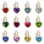 Emerald Rose Gold 14k Fine Necklaces & Pendants
