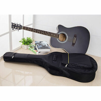 "41"" Full Size Padded Protective Classical Acoustic Guitar Back Bag Carry Case"