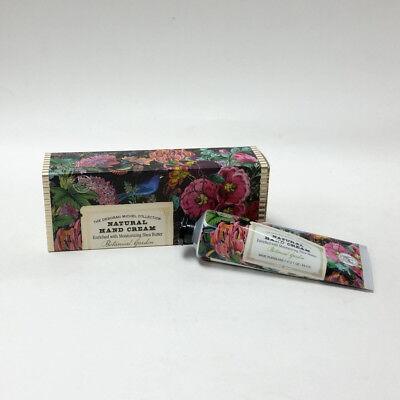 Deborah Michel Collection Natural Hand Cream Shea Butter 2.1 oz Botanical Garden
