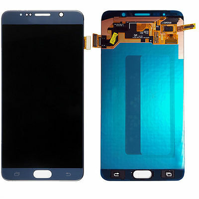 Obscene LCD Display + Touch Screen Digitizer Assembly for Samsung Galaxy Note 5 US