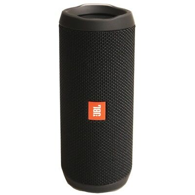 JBL Fip 4 black tragbarer Bluetooth Lautsprecher wasserdicht Soundstation WOW! online kaufen