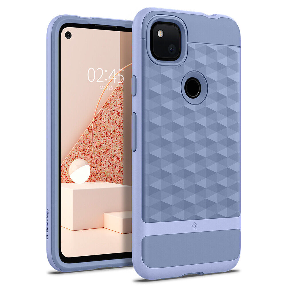 Google Pixel 4a Case Caseology [Parallax] Patterned Shockproof Slim Cover (2020) 1
