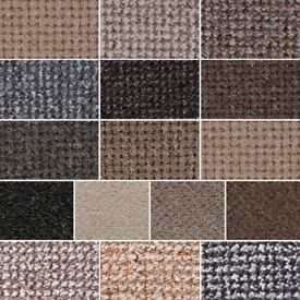 large selection of carpet roll ends from £50, full house £250