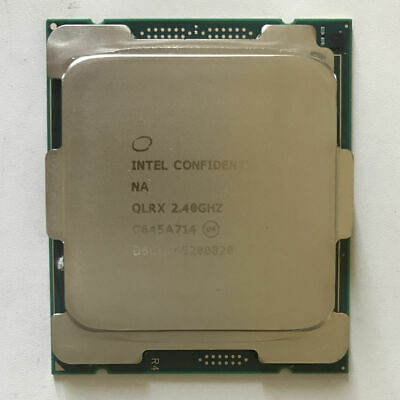 Intel Core i 9 7900X ES 2.4GHz 10-Core 10C/20T Processor LGA2066 X299 CPU 140W