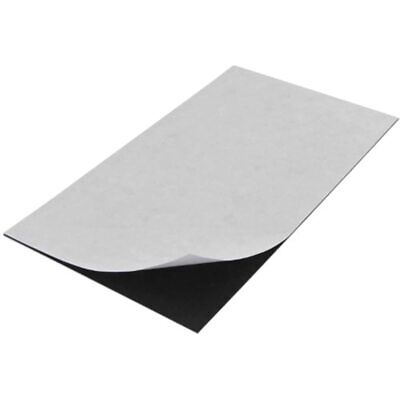 Flexible Magnet Sheet With Adhesive Amp Project Idea Sheet 0.020 In. Thick 5