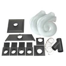 """4"""" Dust Extraction Ducting Fittings Kit DCK-4 (was $119) NEW Balcatta Stirling Area Preview"""