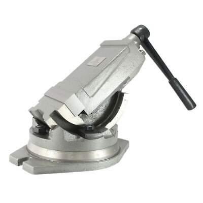 4 Tilting Swiveling Milling Machine Vise