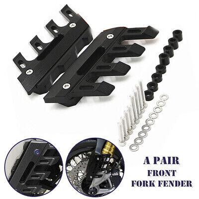 1 Pair Motorcycle Frame Slider Anti Crash Engine Falling Protector Fender Cover