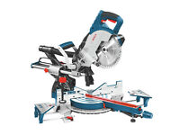 Bosch Professional GCM 8 SJL Sliding Mitre Saw - NEW!!