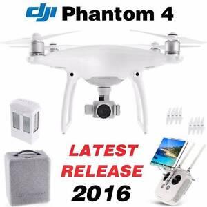 PHANTOM 4 DJI New in box never flown Aust Warranty Winston Hills Parramatta Area Preview