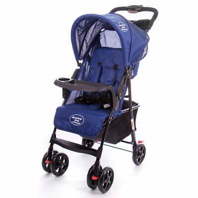 Passeggino Leggero per Bambini Trupia Sprint Blu