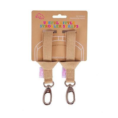 Pink Lining Yummy Mummy Baby Changing Bag Buggy / Pram Stroller Straps