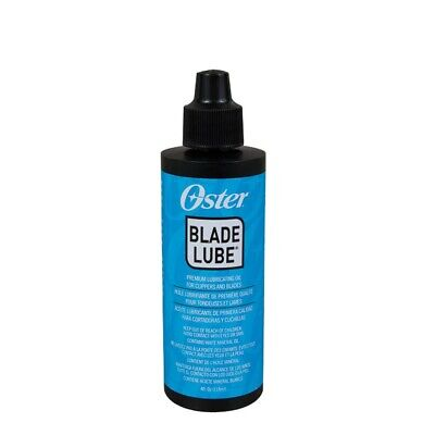 Oster Blade Lube Premium Lubricating Oil For Clipper & Blade 4 oz CL-76300104 Oster Lubricating Oil