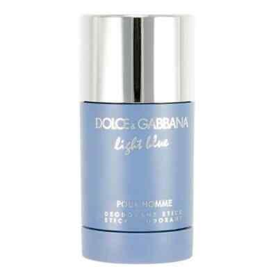 Dolce & Gabbana Light Blue Pour Homme Deodorant Stick 70g NEU OVP - 70g Deodorant Stick