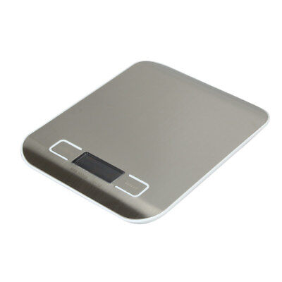 H318 5KG/1G Stainless Steel Electronic Kitchen Scale Daily Diet Food US Stock
