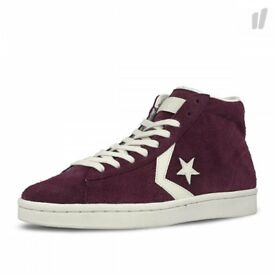 Converse Pro Leather Mid Mens Classic - Size UK 7