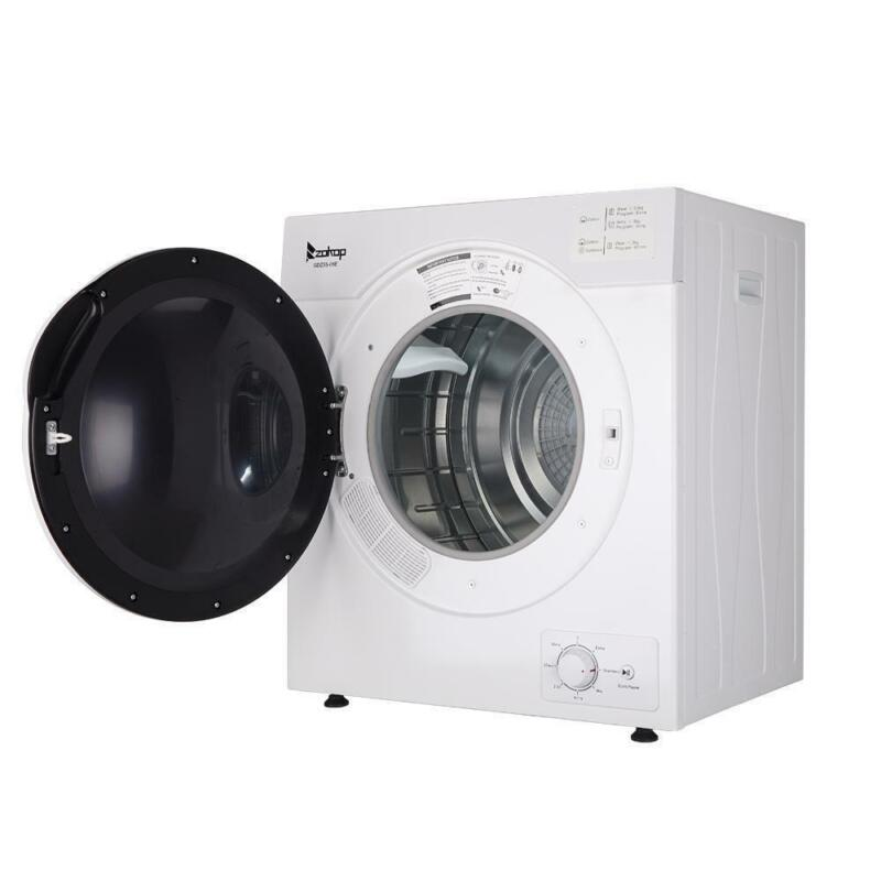 Automatic 3.2Cu.Ft 12lbs Electric Standard Stainless Steel Drum Dryer Drying