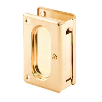 Pocket Door Passage Pull, 3-3/4