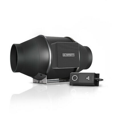Cloudline S4 Inline Booster Duct Fan 4 Cooling Ventilation Exhaust Grow Tents