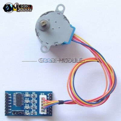 28byj-48 Uln2003 Stepper Motor Driver Module For Arduinodc 12v Stepper Motor