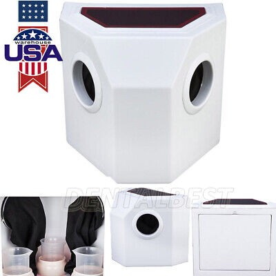 Dental Portable X-ray Film Processor Developer Darkroom Box Manual Sr-x09a Ups