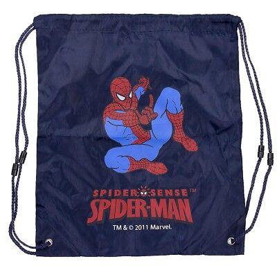 Turnbeutel von Spider-Man, Tasche, Gymtasche, Sportbeutel, Spiderman - Nylonbag