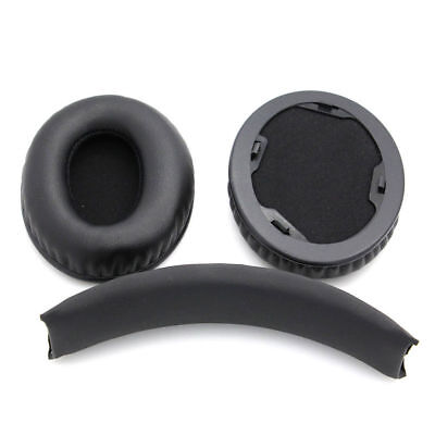New Replace Ear Pads + Headband Cushion For Beats by dr dre Studio 1.0