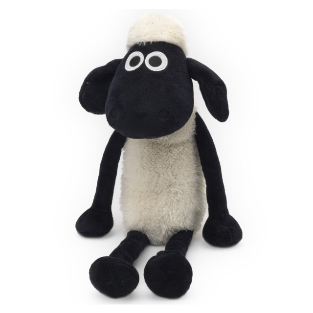 Shaun the Sheep Heatable Soft Toy