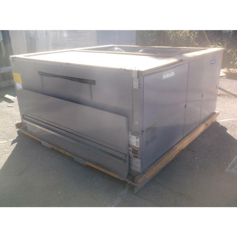 CARRIER 48TJF016---681BA 15 TON ROOFTOP GAS/ELECTRIC AIR CONDITIONER EER 8.6
