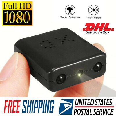 Mini Spy Camera Wireless IP Security Camcorder HD 1080P Night Vision DV DVR USA