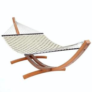 Captivating Double Garden Hammocks