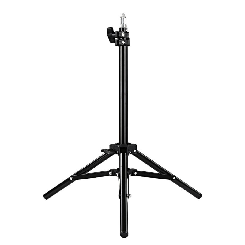 Foldable Studio Photography Flash Light Stand Support Tripod Softbox Umbrella