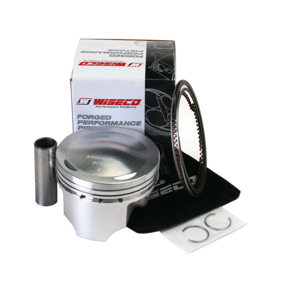 XR250L 74mm Bore 10.5:1 Piston Kit Wiseco Honda XR250R 86-04