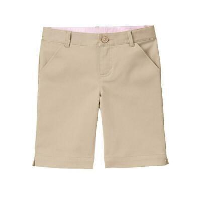 NWT Gymboree Girls Khaki School Uniform -