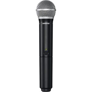 Shure BLX2/PG58 Handheld Wireless Transmitter with PG58 Capsule Band H9 MC