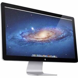 Apple Thunderbolt Display (27-inch) inc mouse and keyboard Prahran Stonnington Area Preview