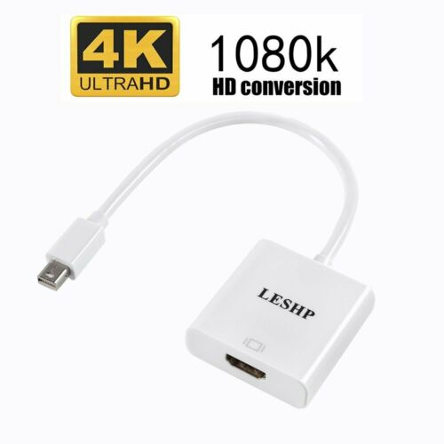 Plugable Active Mini DisplayPort to HDMI 2.0 Adapter Supporting 4K 60Hz MA