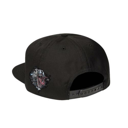 Primitive Skateboards x Marvel Comics Venom Black Snapback Hat