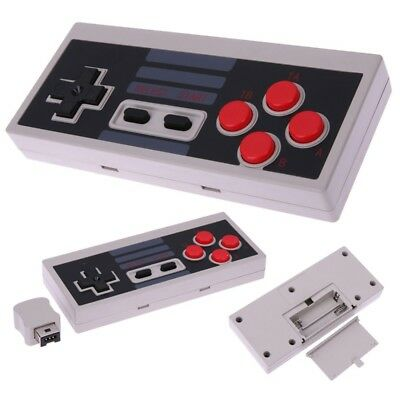 Wireless Controller Gamepad Nintendo Mini Classic Nes Console Turbo Buttons