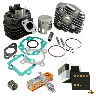 70ccm Set Tuning Zylinder Kit 12mm ATU CPI Explorer Generic Keeway Sachs Tauris