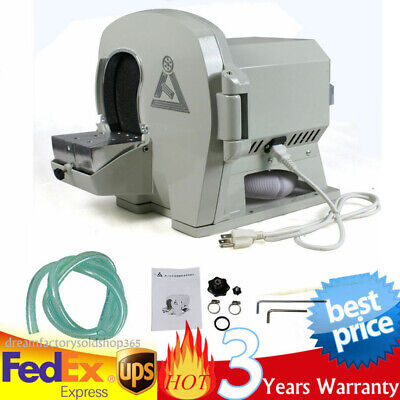 Dental Lab Wet Model Trimmer Abrasive Inner Disc Wheel Gypsum Lab Equipment Us