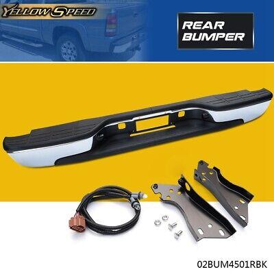 Chevy Rear Bumper - US For 1999-2007 CHEVY SILVERADO/GMC SIERRA 1500 REAR BUMPER 2500 2005 2006