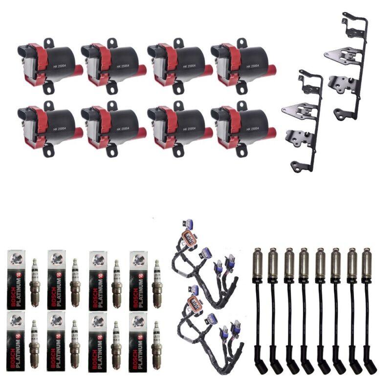 06e905115fKT1 Ignition Coils Set Of Six Bosch