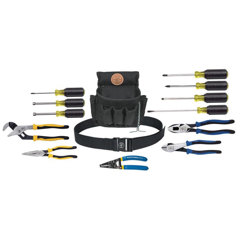 Klein Tools 92914 Journeyman 14-Piece Apprentice Tool Set