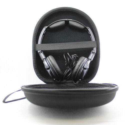 Hard Carrying Case Travel Bag Pouch Case for On-Ear Swivel Foldable Headphones