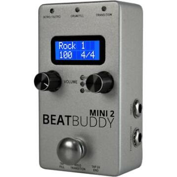 Singular Sound BeatBuddy Mini 2 drummachine-pedaal