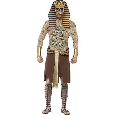 Zombie Pharao Mumie Karneval Halloween (Halloween Mumie Kostüm)